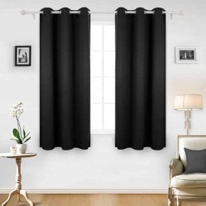Deconovo Thermal Insulated Blackout Window Curtain