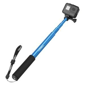 Luxebell Adjustable Telescoping Monopod Session Selfie Stick