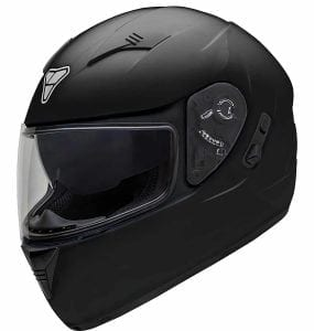 Pilot Motosport ST-17 Full Face Bluetooth Helmet