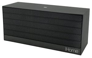 iHome iBN27BX NFC Bluetooth Rechargeable Stereo Mini Speaker