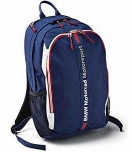 BMW genuine motorsport backpack