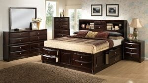 Roundhill Furniture Bedroom Set