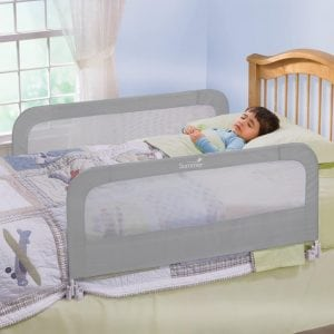 Summer Infant Double Safety Bedrail