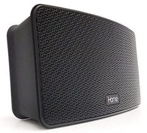 iHome iBT39 Portable Waterproof Stereo Bluetooth Speaker