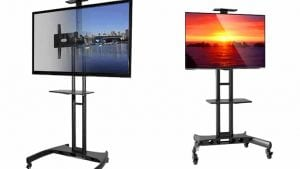Top 10 Best Portable TV Stands In 2017