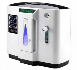 Vogvigo Air Purifier Home Portable Oxygen Concentrator Generator