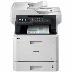 Brother Printer MFCL8900CDW Business Color Laser All-in-One