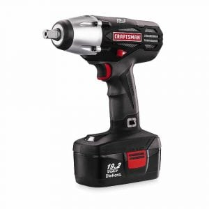 Craftsman Impact Wrench Driver
