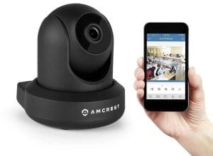 Amcrest ProHD 1080P (1920TVL) Wireless WiFi IP Camera