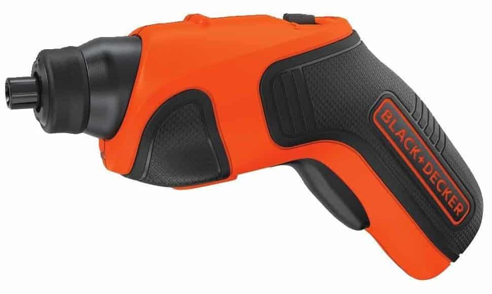 BLACK+ DECKER BDCS20C 4-Volts MAX Lithium-Ion Cordless Rechargeable Screwdriver