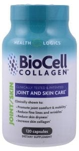 Health Logics BioCell Collagen Joint and Skin Care