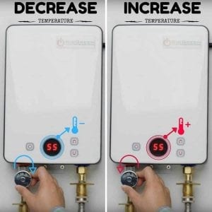 SioGreen Electric Tankless Water Heater