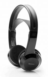 Sony MDR-IF245RK Wireless IF Headphone
