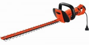 BLACK+DECKER HH2455 3.3-Amp HedgeHog Hedge Trimmer