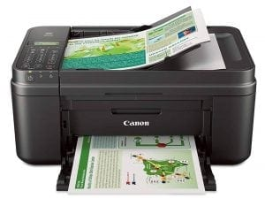 Canon MX492 Wireless All-IN-One Small Printer