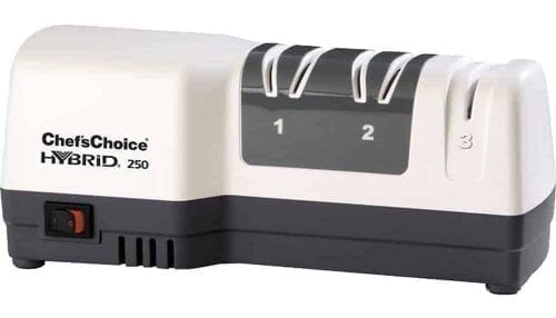 Chef's Choice 250 Hybrid Diamond Hone 3 Stage Knife Sharpener