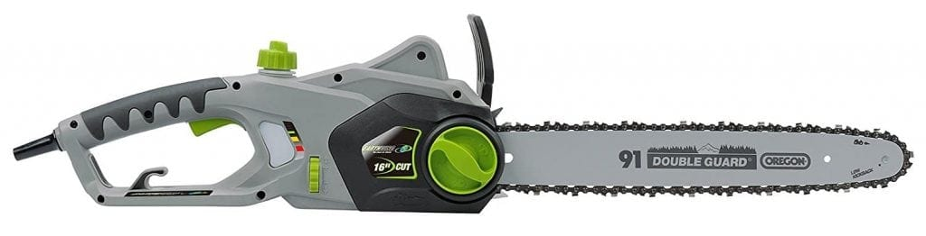 Earthwise CS30116 16-Inch 12-Amps Corded Electric Chain Saw