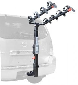 Allen Sports Premier Hitch Mounted Carrier