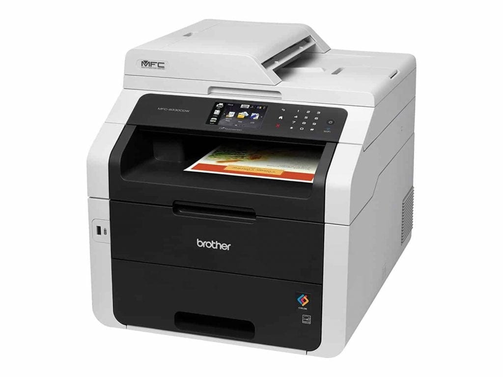 Brother Wireless All-In-One Color Printer