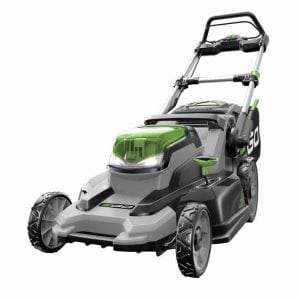 EGO Power+ 20-Inch 56-Volt, 4.0Ah Lithium-ion Cordless Lawn Mower