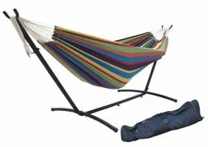 SueSport Hammock with Steel Stand