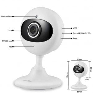 Wansview Home Camera