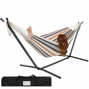 Best Choice Products Hammock With Steel Stand