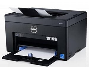 Dell (C1760NW) Color Laser Printer