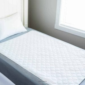 SLEEP TITE Hypoallergenic 100% Waterproof Mattress Protector