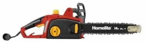 Homelite ZR43100 9.0 Amp 14-in Electric Chain Saw