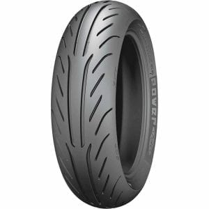 Michelin Pilot Power Pure SC Rear Tire - 140/70-12/Blackwall