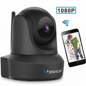 Network Wireless IP Camera