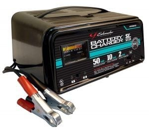 Schumacher Automatic Handheld Battery Charger