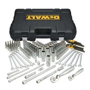 DEWALT DWMT72164 156 Piece Mechanics Tool Set