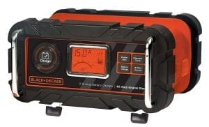 BLACK+DECKER Bench Battery Charger