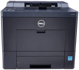 Dell NDWPJ C2660DN Laser Printer