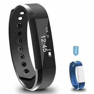 Fitness Tracker, Wahom Activity Health Tracker Smart Bracelet