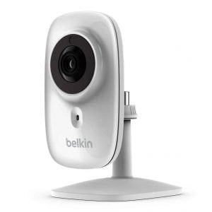 NetCam HD+ Wi-Fi Camera with Glass Lens and Night Vision