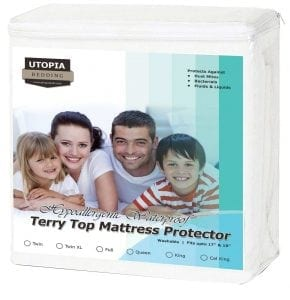 Premiums Hypoallergenic Waterproof Mattress Protector