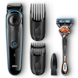 Braun Ultimate Precision Hair Trimmer
