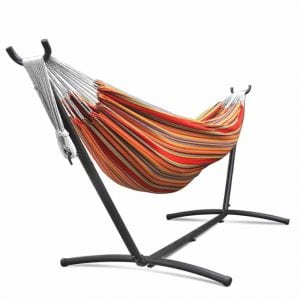 Flexzion Hammock With Steel Stand