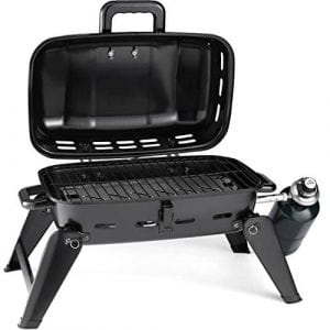 Gas Grill Portable Tabletop BBQ Propane Barbeque