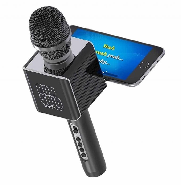 Top 10 Best Bluetooth Microphones in 2019 | Best Karaoke