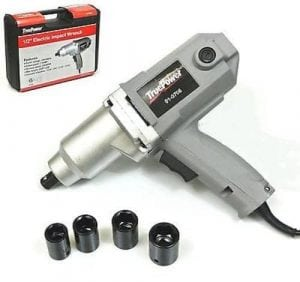 TruePower 1:2 Electric Impact Wrench