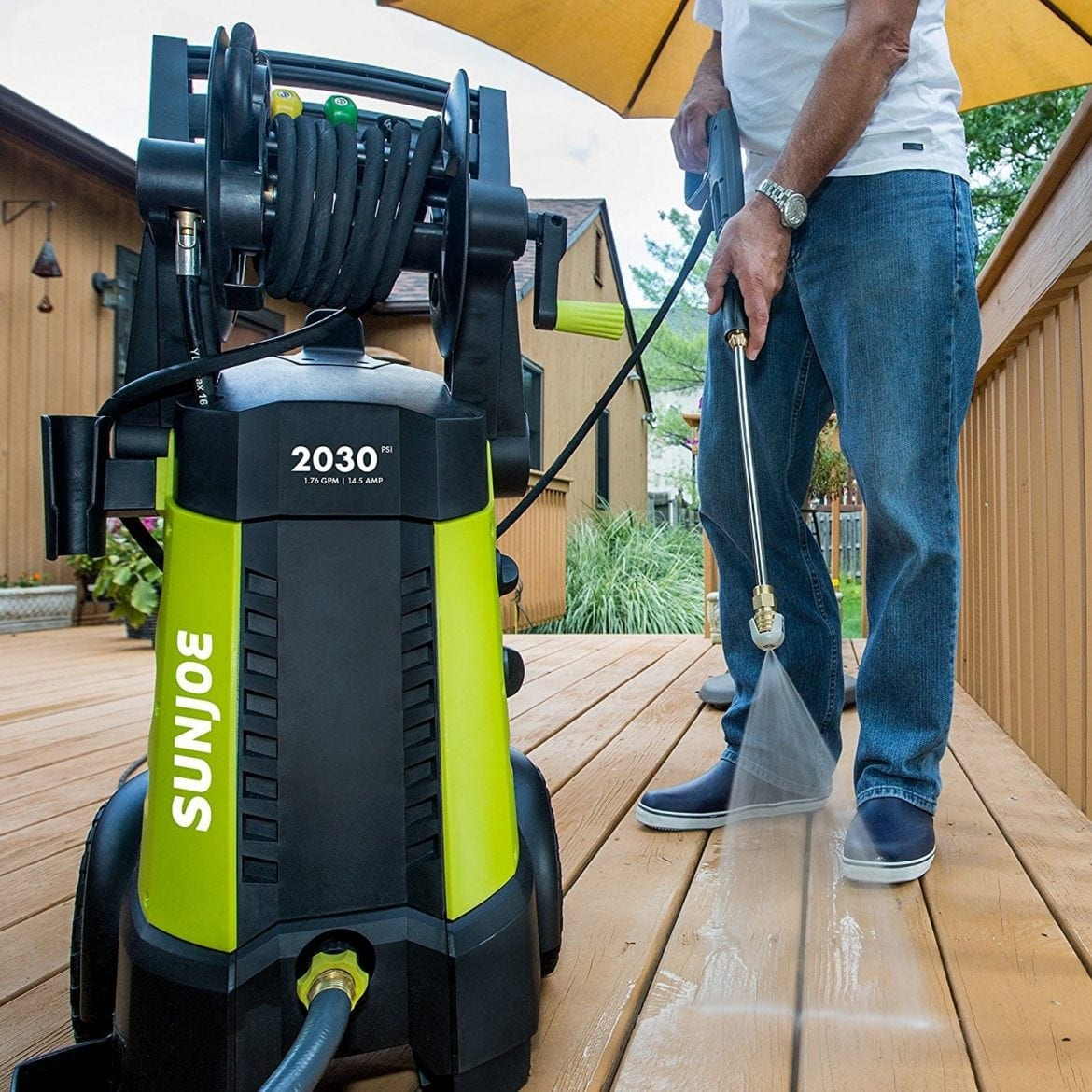 How to Choose the Best Electric Pressure Washers