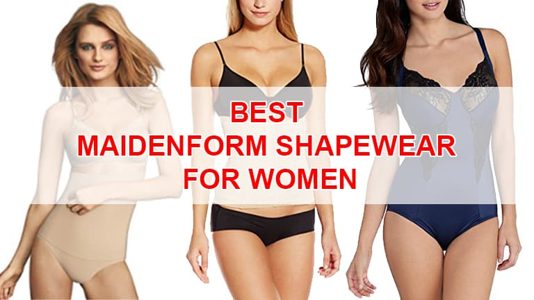 f494c2a590 Best Maidenform Shapewear for Women in 2019 - Complete Reviews