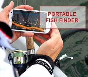 Portable fish finders