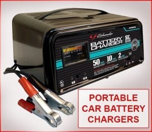 Portable car battery chargers reviews