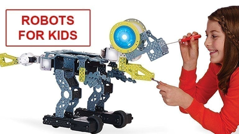Robots for kids