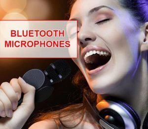 bluetooth microphones